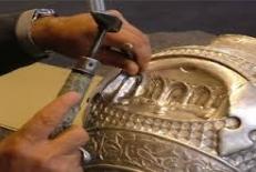 بررسي سير تكاملي هنر فلزكاري در ايران